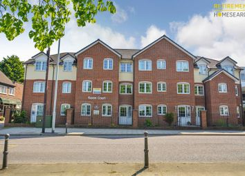 Thumbnail 1 bed flat for sale in Saxon Court, Hitchin