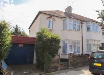 Thumbnail 3 bed semi-detached house for sale in 24 Macdonald Avenue, Westcliff-On-Sea, Essex