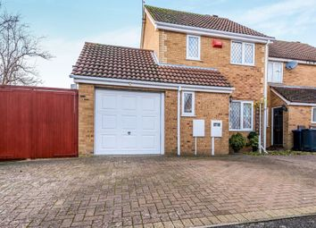 Thumbnail 3 bed end terrace house for sale in Mill Meadow, Kingsthorpe, Northampton
