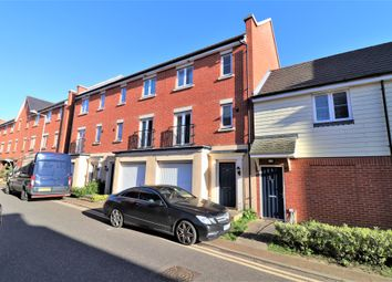Thumbnail 4 bed town house to rent in Braeburn Close, Ipswich, Suffolk