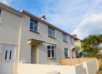 Thumbnail 3 bed property to rent in Rowcroft Road, Paignton