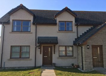Thumbnail 2 bed flat to rent in Ross Avenue, Dornoch