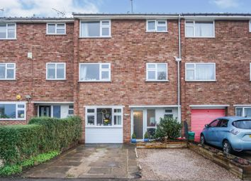 Thumbnail 6 bed terraced house for sale in Gaveston Close, Warwick