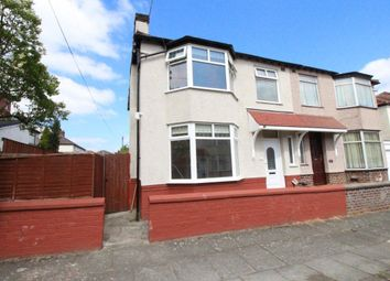Thumbnail 3 bed property to rent in Meldrum Road, Wavertree, Liverpool