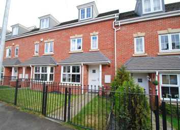 Thumbnail 4 bed town house for sale in Hoyle Mill Road, Stairfoot, Barnsley