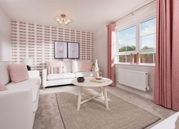 """Thumbnail 3 bed semi-detached house for sale in """"Moresby"""" at Market Place, Chippenham"""