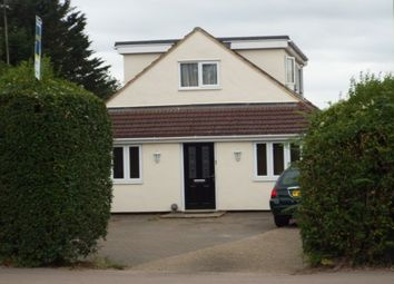 Thumbnail 4 bed detached bungalow to rent in Turnpike Road, Red Lodge, Bury St. Edmunds