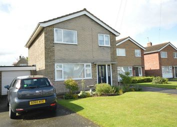 Thumbnail 3 bedroom detached house for sale in Proctor Road, Old Catton, Norwich