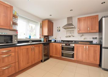 Thumbnail 4 bedroom detached house for sale in Orchard Close, Burgess Hill, West Sussex