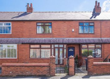 Thumbnail 2 bed terraced house for sale in Gathurst Road, Orrell, Wigan