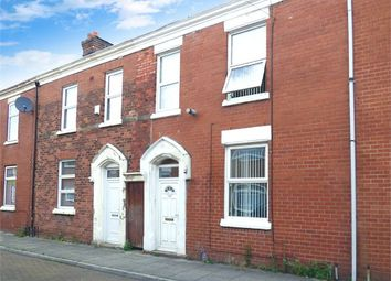 Thumbnail 3 bedroom end terrace house for sale in Wilbraham Street, Preston, Lancashire