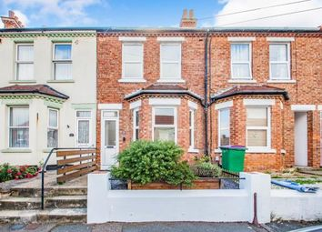Thumbnail 2 bed terraced house for sale in Penfold Road, Folkestone, Kent