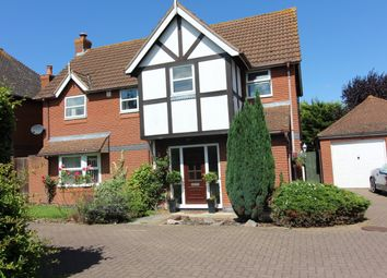 Thumbnail 4 bed detached house to rent in Roman Way, Wantage