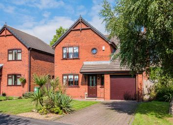 Thumbnail 4 bed detached house for sale in Tudor Close, Rainford, St. Helens