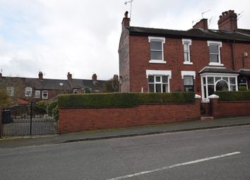 Thumbnail 3 bed end terrace house for sale in Park Avenue West, Newcastle-Under-Lyme