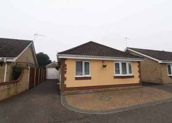 Thumbnail 3 bed detached bungalow for sale in Elm Avenue, Gorleston, Great Yarmouth