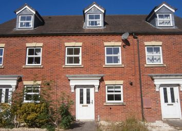 Thumbnail 3 bed terraced house for sale in Clarkson Close, Nuneaton
