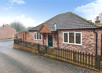 Thumbnail 2 bed bungalow for sale in Chestnut Close, Nocton