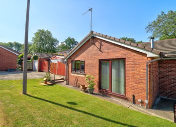 Thumbnail 2 bed bungalow for sale in Little Banks Close, Bamber Bridge, Preston
