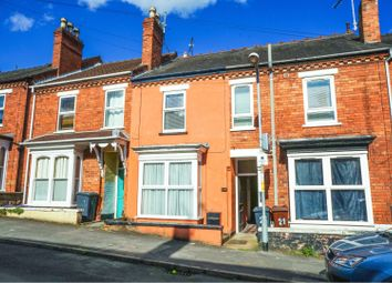 Thumbnail 2 bed terraced house for sale in Oakfield Street, Lincoln
