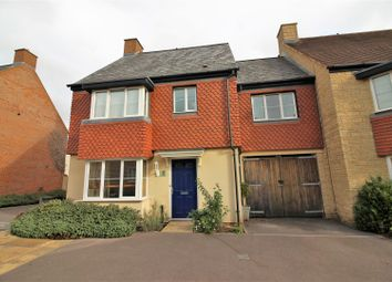 Thumbnail 3 bed end terrace house for sale in Chartwell Road, Redhouse, Swindon