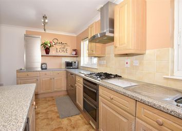 Thumbnail 3 bed terraced house for sale in Velsheda Close, Totland Bay, Isle Of Wight