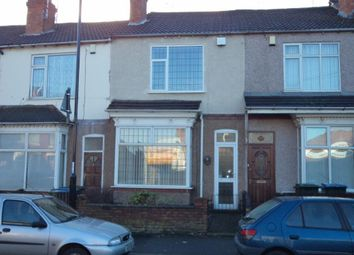 Thumbnail 3 bedroom terraced house for sale in Brays Lane, Coventry