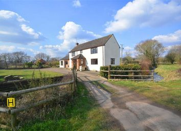 Thumbnail 3 bed detached house for sale in Walmore Common, Minsterworth, Gloucester