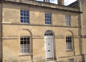 Thumbnail 3 bedroom town house for sale in Harley Street, Lower Lansdown, Bath