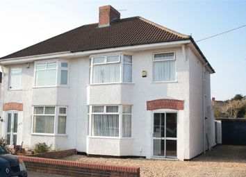 Thumbnail 3 bed semi-detached house for sale in 14 Kings Walk, Uplands, Bristol