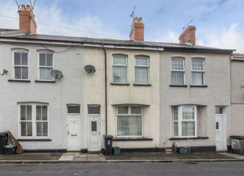 Thumbnail 3 bed terraced house for sale in Wallis Street, Newport