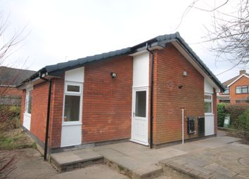Thumbnail 3 bed detached bungalow to rent in Court Close, Kirby Muxloe, Leicester