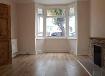 Thumbnail 3 bed terraced house to rent in Oakdale Road, Forest Gate, London
