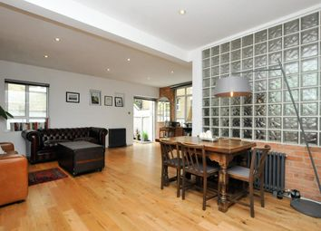 Thumbnail 2 bed terraced house for sale in Phoenix Mews, Stoke Newington, London