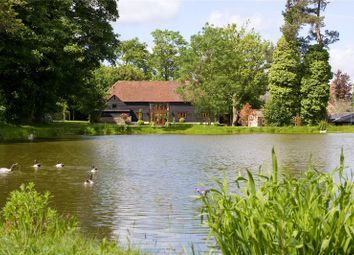 Thumbnail 6 bed detached house for sale in High Barn Road, Effingham, Surrey