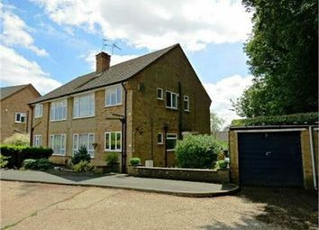 2 bed maisonette for sale in Leaford Crescent, Watford, Hertfordshire WD24