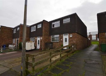 Thumbnail 3 bedroom end terrace house for sale in Berkley Hill, Corringham, Essex