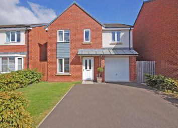 Thumbnail 4 bed detached house for sale in Miller Close, Palmersville, Newcastle Upon Tyne