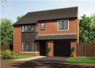 Thumbnail 4 bedroom detached house for sale in College Mews, Hebburn