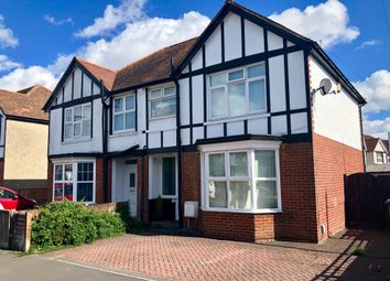 Thumbnail 3 bedroom semi-detached house for sale in Lansdowne Road, Regents Park, Southampton