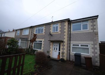 Thumbnail 5 bed semi-detached house for sale in Hartford Crescent, Ashington