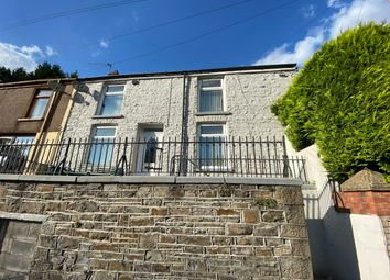 Thumbnail 3 bed terraced house for sale in Ystrad Road, Pentre -, Ystrad