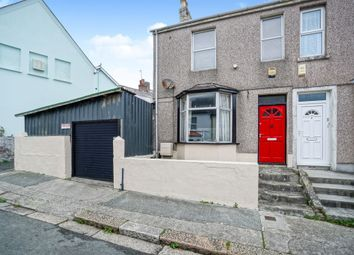 Thumbnail 2 bed end terrace house for sale in Kathleaven Street, Plymouth