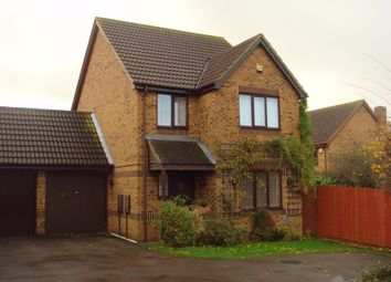 Thumbnail 3 bed detached house to rent in Chalfont Close, Bradville, Milton Keynes, Buckinghamshire