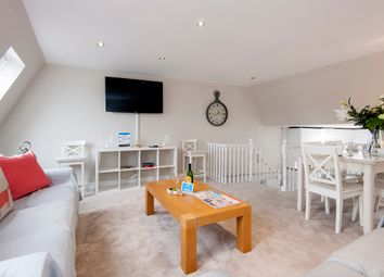 Thumbnail 3 bed flat to rent in 129 A Stephendale Road, London