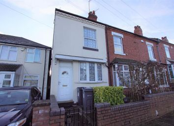 Thumbnail 4 bed end terrace house to rent in Westminster Road, Selly Oak, Birmingham