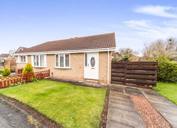 Thumbnail 2 bed semi-detached bungalow for sale in Marley Close, Stockton-On-Tees