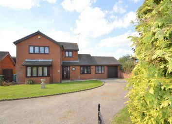 Thumbnail 4 bed detached house for sale in Wertheim Way, Stukeley Meadows, Huntingdon, Cambridgeshire