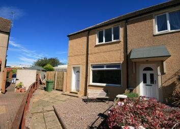 Thumbnail 2 bed terraced house to rent in Fa'side Gardens, Wallyford, East Lothian