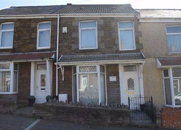 Thumbnail 2 bedroom terraced house for sale in Manor Road, Manselton, Swansea